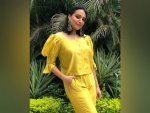 Swara Bhasker In A Yellow Outfit For Flesh Promotions