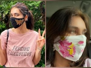 Priyanka Chopra Karishma Tanna Radhika Apte And Lisa Ray S Masks