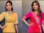 Shilpa Shetty Kundra S Traditional Look For Ganesh Chaturthi