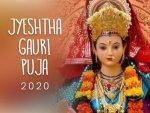 Jyeshtha Gauri Puja Muhurta Rituals And Significance