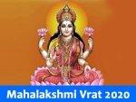 Mahalakshmi Vrat Date Muhurta Rituals Significance