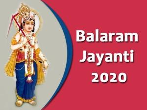 Balaram Jayanti Date Muhurat Rituals And Significance