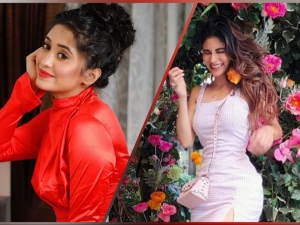 Mouni Roy And Shivangi Joshi Give Party Fashion Goals In Their Cute Little Dresses