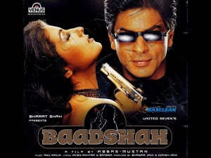 On 21 Years Of Baadshah Shah Rukh Khan S Dapper Looks From The Songs Of The Film