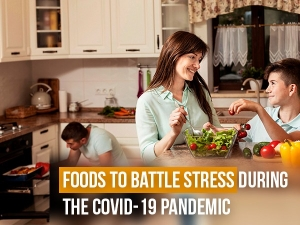 Foods That Help Fight Stress