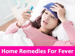 Natural Home Remedies For Fever