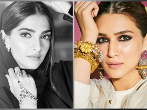 Sonam Kapoor Rasika Dugal And Other Diva S Jewellery For Independence Day
