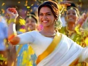 Deepika Padukone S Kasavu Saree Look In Chennai Express For Onam Festival