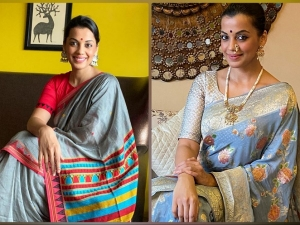 Mugdha Godse S Sarees On Instagram