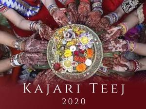 Kajari Teej Date Muhurat Rituals Significance