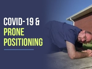 How Does Prone Positioning Help In The Management Of Covid 19 In Patients