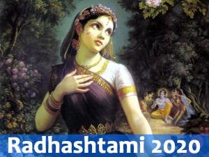 Radha Ashtami Date Puja Muhurat Rituals Significance
