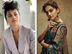 Taapsee Pannu S Love For Hair Accessories On Her Birthday