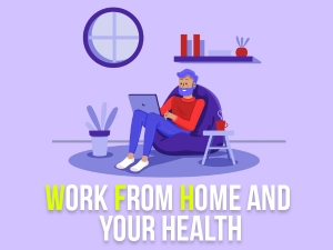 Nutritionist Tips For People Working From Home