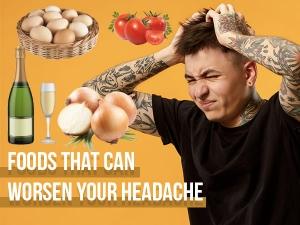 Foods That Cause Headaches