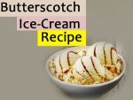 Butterscotch Ice Cream Recipe