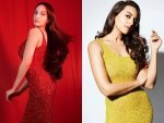 Bhuj Actresses Nora Fatehi And Sonakshi Sinha S Sequin Bodycon Gowns
