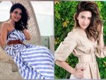 Erica Fernandes And Karishma Tanna Gives Travel Fashion Goals In Their Classy Dresses