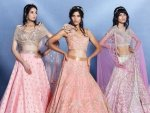 Best Bridal Wear Ensembles From Suneet Varma S Collection From India Couture Week