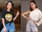 Kareena Kapoor Hina Khan And Other Actresses Who Nailed Jeans Top Look