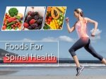 Foods For A Healthy Spine
