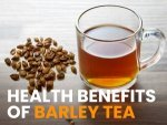 Health Benefits Of Barley Tea