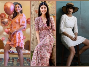 Alia Bhatt Sanjana Sanghi And Kalki Koechlin S Summer Dresses On Instagram