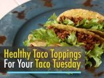 Healthy Toppings For Tacos