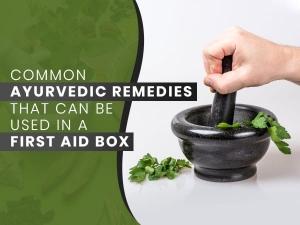 Common Ayurvedic Remedies