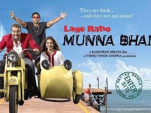 Sanjay Dutt S Floral Fashion Game In The Film Lage Raho Munna Bhai