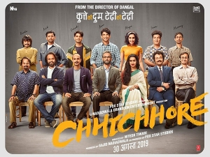 Sushant Singh Rajput And Shraddha Kapoor S Outfits From Chhichhore
