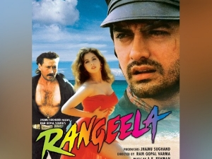Urmila Matondkar S Pretty Outfits From Her Film Rangeela