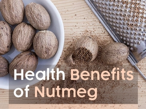 Nutmeg Health Benefits And Side Effects