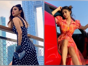 London Confidential Actress Mouni Roy S Pretty Dresses On Her Birthday