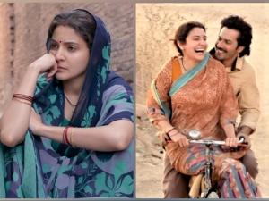 Anushka Sharma S Simple Saree Looks From Her Film Sui Dhaaga