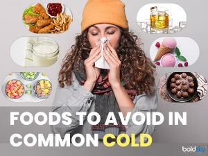 Foods To Avoid For Common Cold