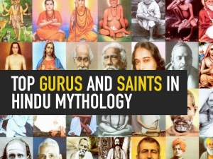 Teachers Day Gurus And Saints In Hindu Mythology
