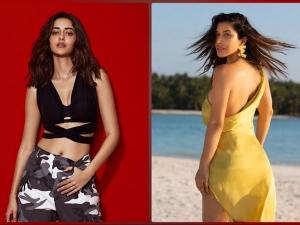 Ananya Panday Sophie Choudry Preity Zinta Huma Qureshi And Disha Patani S Outfits
