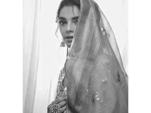 Zindagi Gulzar Hai Actress Sanam Saeed S Bridal Fashion On Her Instagram