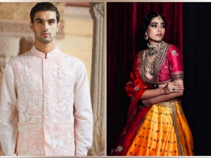 Wedding Wear And Bridal Trends From The Fdci India Digital Couture Week
