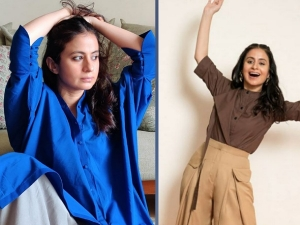 A Suitable Boy Actress Rasika Dugal S Work From Home Fashion On Instagram