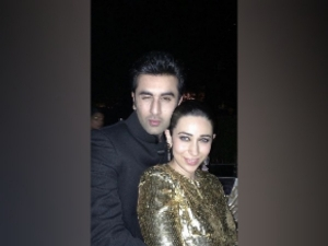 On Ranbir Kapoor S Birthday Karisma Kapoor S Picture With Ranbir Kapoor