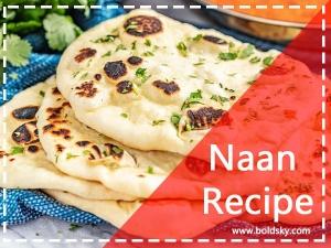 No Yeast Naan Recipe