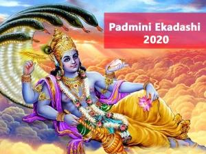 Padmini Ekadashi Date Muhurta Rituals Vrat Katha And Significance