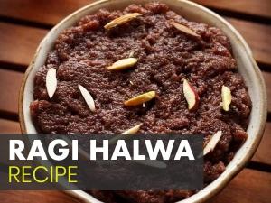 Ragi Halwa Recipe
