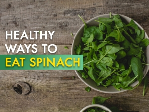 Healthy Ways To Eat Spinach