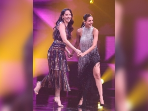 India S Best Dancer Judges Nora Fatehi And Malaika Arora Party Wear On Instagram