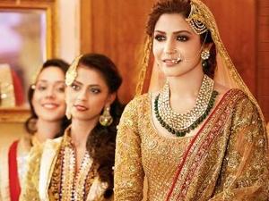 Anushka Sharma S Channa Mereya Bridal Look From Ae Dil Hai Mushkil