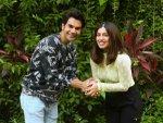 Bhumi Pednekar And Rajkummar Rao Announce Badhaai Do In Chic Outfits