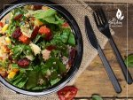 Lip Smacking Quinoa Corn Vegan Salad Recipe